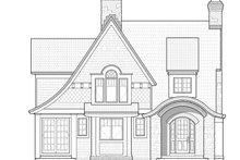 Craftsman Exterior - Front Elevation Plan #928-245