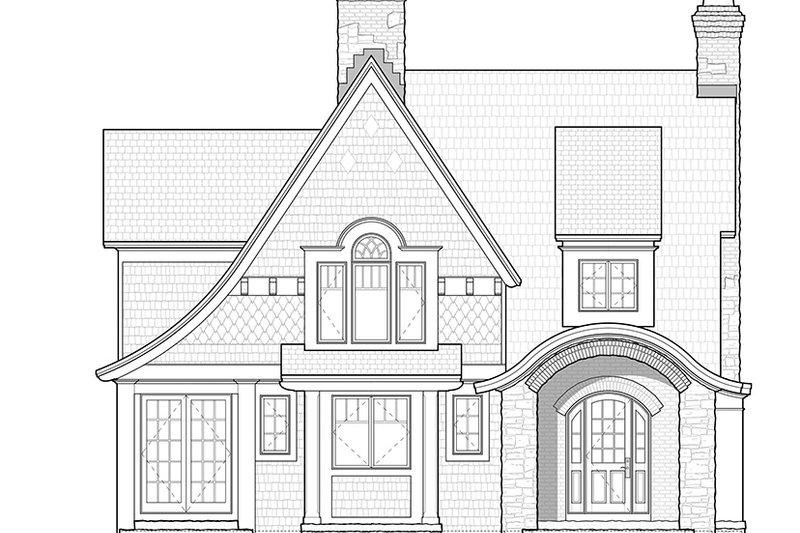 Craftsman Exterior - Front Elevation Plan #928-245 - Houseplans.com
