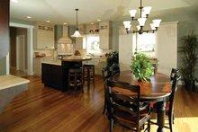 Architectural House Design - Craftsman Interior - Kitchen Plan #928-91