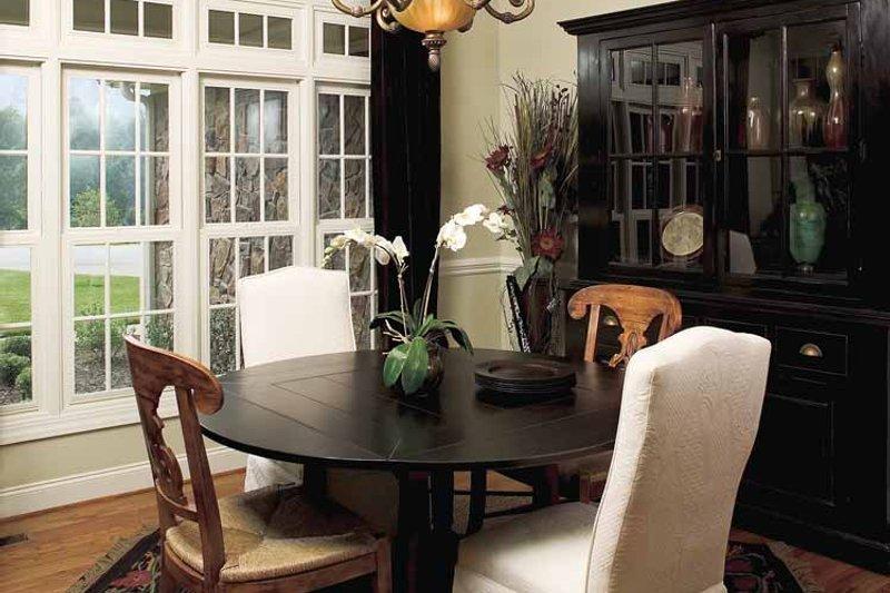 Traditional Interior - Dining Room Plan #929-605 - Houseplans.com