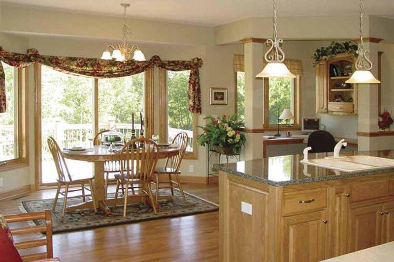 Prairie Interior - Kitchen Plan #320-995 - Houseplans.com