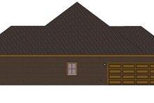 Dream House Plan - European Exterior - Other Elevation Plan #44-181
