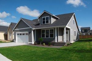 Craftsman Exterior - Front Elevation Plan #1070-20