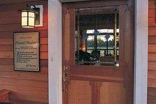 Dream House Plan - Craftsman Interior - Entry Plan #1016-45