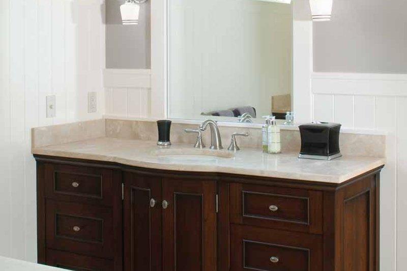 Country Interior - Bathroom Plan #928-216 - Houseplans.com