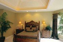 House Plan Design - Country Interior - Master Bedroom Plan #927-892