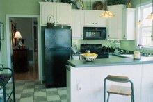 Classical Interior - Kitchen Plan #17-2665