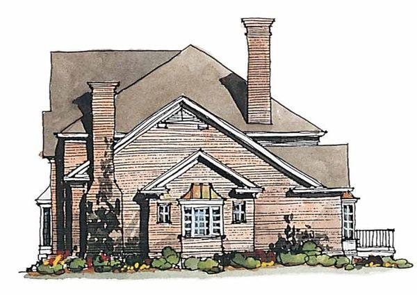 Traditional Floor Plan - Other Floor Plan Plan #429-187