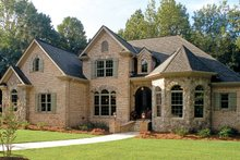 Architectural House Design - Country Exterior - Front Elevation Plan #927-502