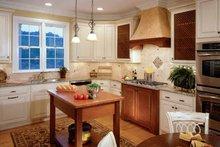 House Plan Design - Colonial Interior - Kitchen Plan #429-259