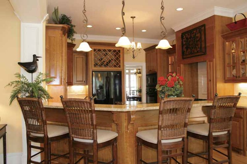 Country Interior - Kitchen Plan #927-274 - Houseplans.com