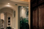 Mediterranean Style House Plan - 3 Beds 3.5 Baths 4255 Sq/Ft Plan #930-188 Interior - Entry