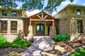 Prairie Style House Plan - 4 Beds 4 Baths 4166 Sq/Ft Plan #80-211 Exterior - Covered Porch