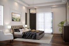 House Plan Design - Beach Interior - Master Bedroom Plan #938-83