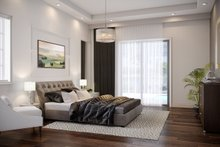 Home Plan - Beach Interior - Master Bedroom Plan #938-83
