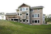 Craftsman Style House Plan - 4 Beds 3.5 Baths 3315 Sq/Ft Plan #51-367 Photo