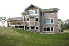 Dream House Plan - Craftsman Photo Plan #51-367