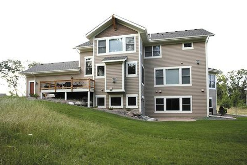 Craftsman Photo Plan #51-367 - Houseplans.com