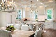 Cottage Style House Plan - 4 Beds 4 Baths 2925 Sq/Ft Plan #938-107 Interior - Kitchen