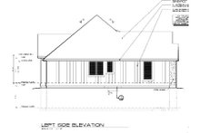 Craftsman Exterior - Other Elevation Plan #48-103