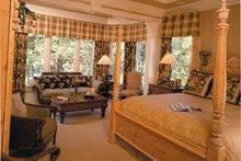 House Plan Design - Colonial Interior - Master Bedroom Plan #429-313