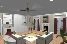 Home Plan - Southern Photo Plan #44-154