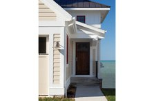 Dream House Plan - Contemporary Exterior - Front Elevation Plan #928-249