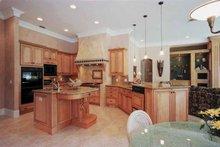 Home Plan - Mediterranean Interior - Kitchen Plan #1039-3