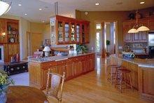 Architectural House Design - European Interior - Kitchen Plan #51-1094