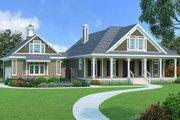 Southern Style House Plan - 3 Beds 2.5 Baths 1755 Sq/Ft Plan #45-571