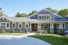 House Plan Design - Craftsman Exterior - Front Elevation Plan #928-295