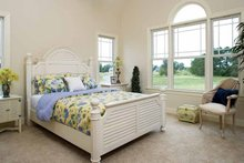 Country Interior - Master Bedroom Plan #929-697