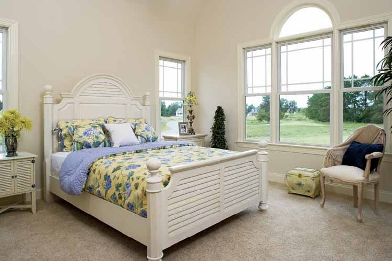 Country Interior - Master Bedroom Plan #929-697 - Houseplans.com