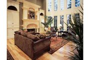 European Style House Plan - 4 Beds 4.5 Baths 4376 Sq/Ft Plan #54-111 Photo