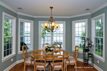 Ranch Interior - Dining Room Plan #929-995