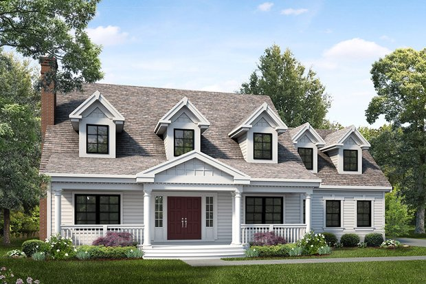 Colonial House Plans At Eplans Com Colonial Home Designs