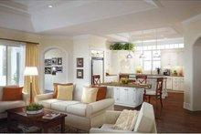 House Design - Country Interior - Kitchen Plan #938-5