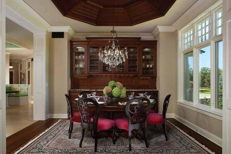 Country Interior - Dining Room Plan #928-99 - Houseplans.com