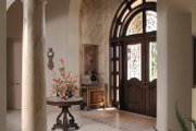 Mediterranean Style House Plan - 4 Beds 5 Baths 5162 Sq/Ft Plan #930-317 Interior - Entry