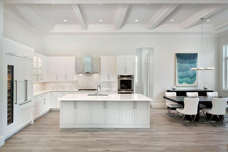 Mediterranean Interior - Kitchen Plan #1017-159 - Houseplans.com