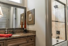 Home Plan - Hall Bath