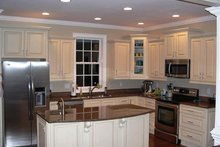 House Plan Design - Traditional Interior - Kitchen Plan #137-367