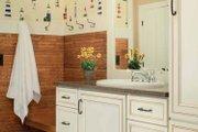 Victorian Style House Plan - 3 Beds 2.5 Baths 3149 Sq/Ft Plan #928-53 Interior - Bathroom