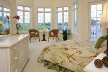 House Plan Design - Country Interior - Master Bedroom Plan #930-140