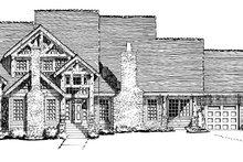 House Design - Craftsman Exterior - Front Elevation Plan #942-12