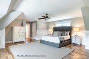 European Style House Plan - 5 Beds 5 Baths 4357 Sq/Ft Plan #929-893