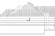 Ranch Exterior - Other Elevation Plan #1060-10