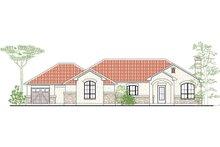 Dream House Plan - European Exterior - Front Elevation Plan #80-183