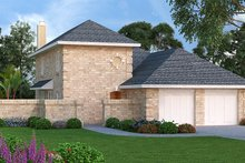 Home Plan - Traditional Exterior - Front Elevation Plan #45-565