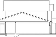 Home Plan - Traditional Exterior - Other Elevation Plan #124-813